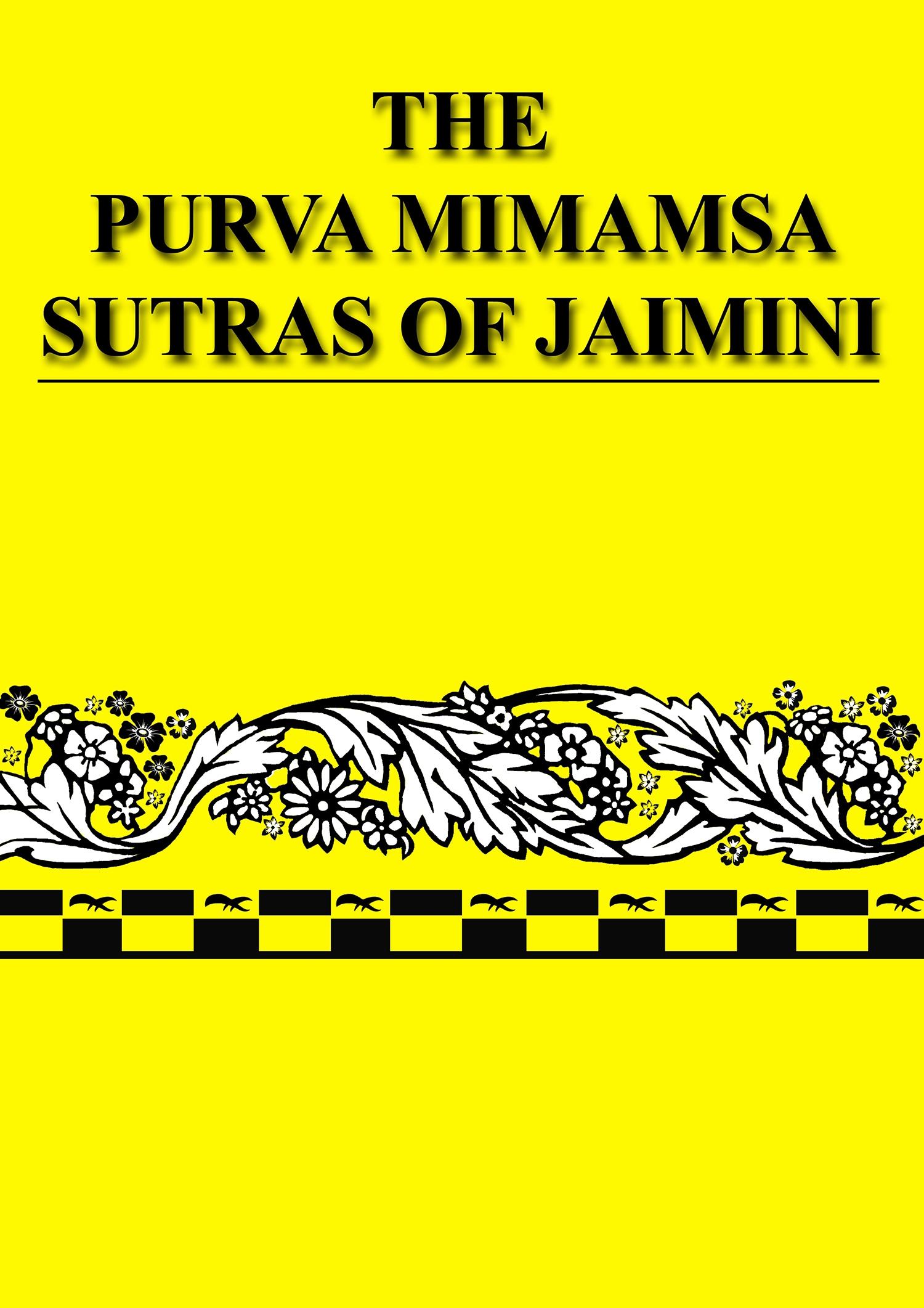 Purvamimamsa Darshanam