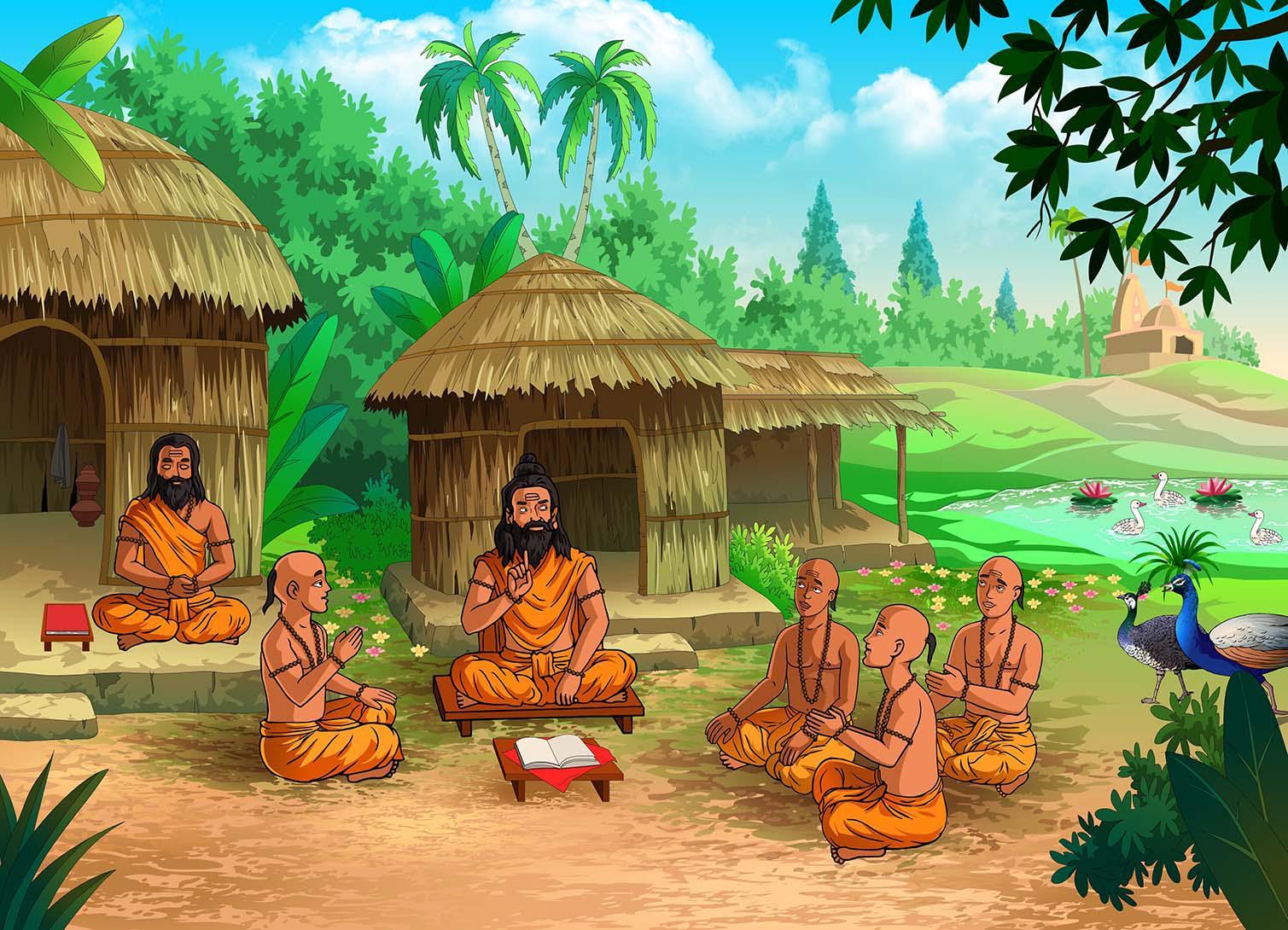 Shikshas, Pratishakhyas & Parishistas (Vedalakshanam)