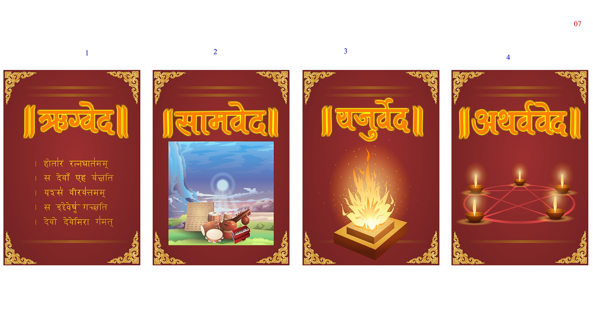 Vedas & Vaidika Literature